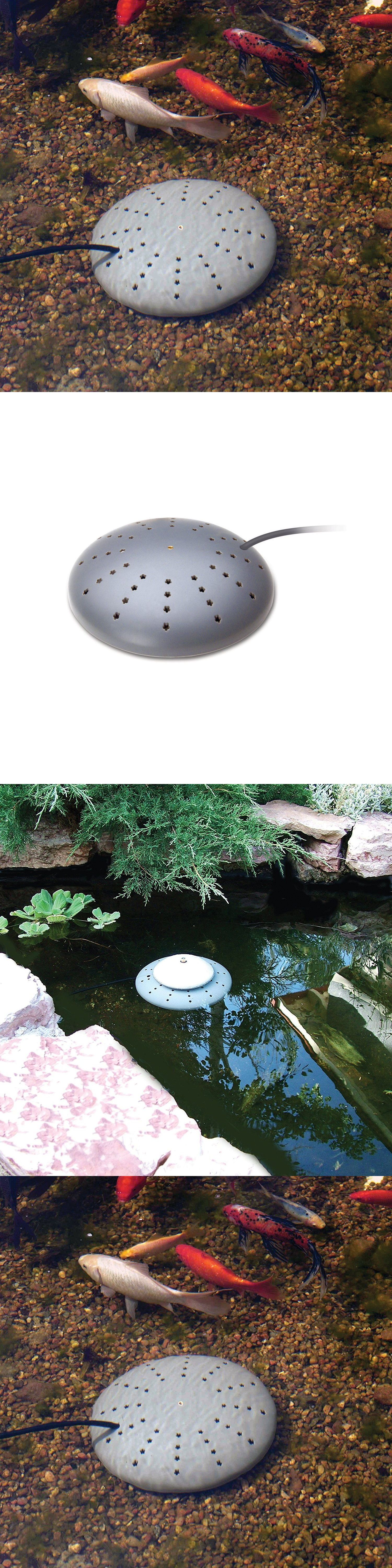 Pond De Icers 157813 Submersible Pond De Icer Heater Garden Backyard Lake Fish Winter Remove Ice Farm Buy It Now Only 49 9 Fish Pond Pond Perfect Climate