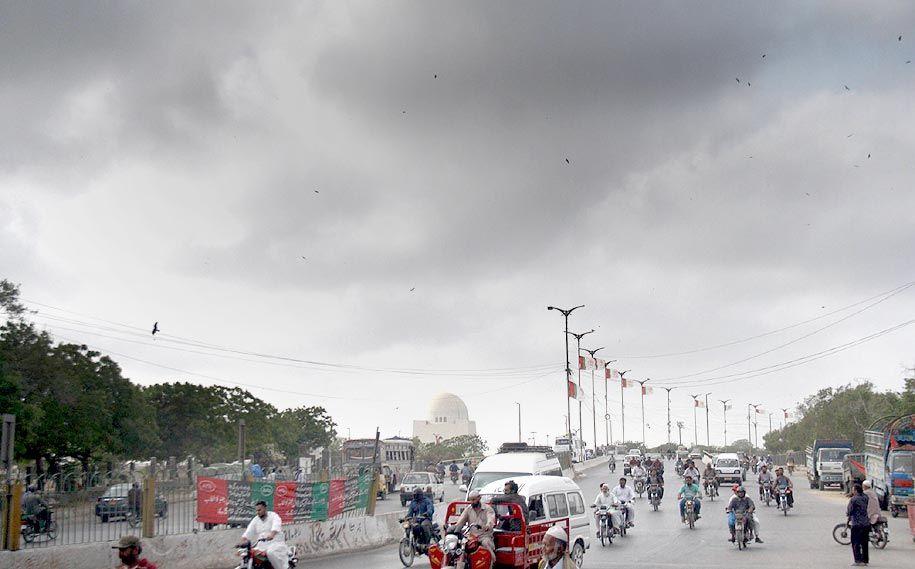 کوئٹہ کی ہوائیں کراچی کا رخ کرنیوالی ہیں Cold weather