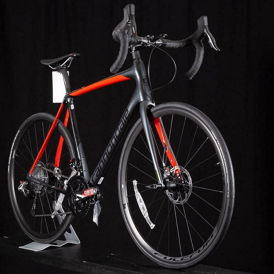 Ebay Sponsored New 2019 Cannondale Synapse Carbon Disc Red Etap