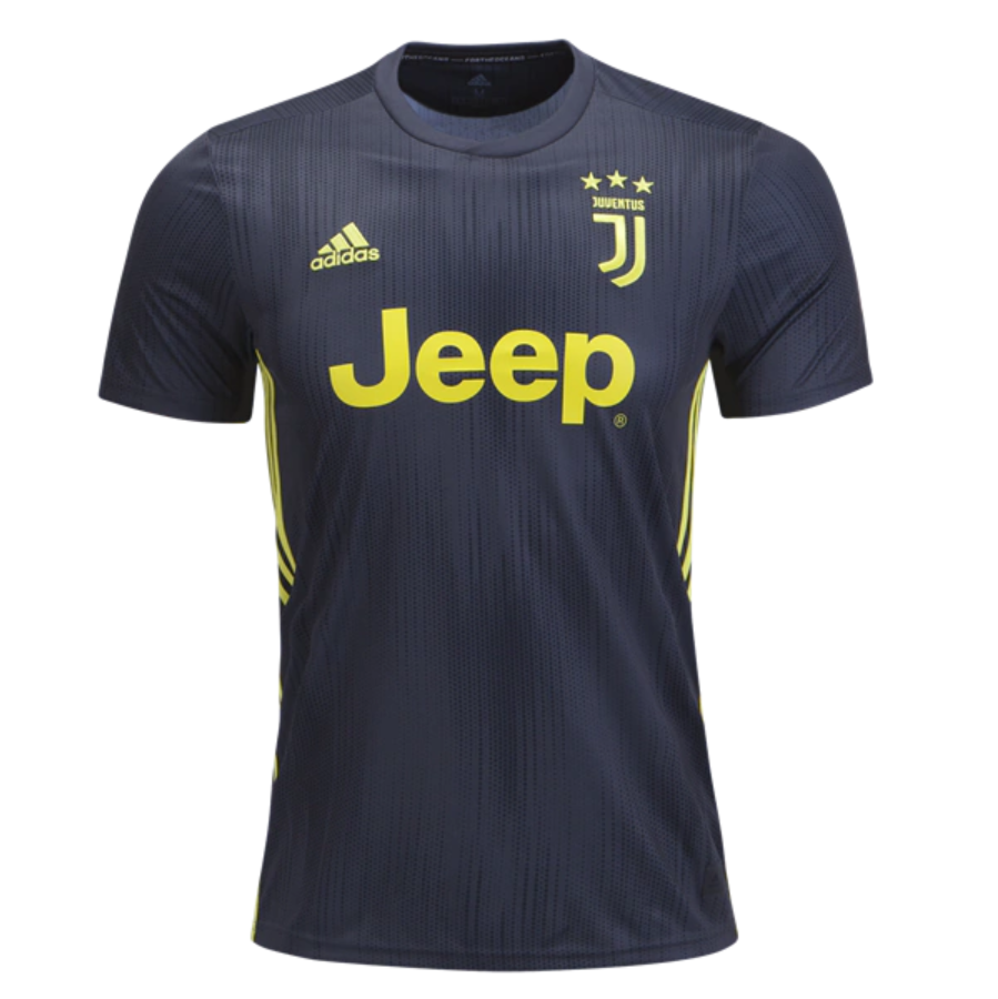 official photos 02ab5 bec55 Juventus 18/19 Third Men Soccer Jersey Personalized Name and ...