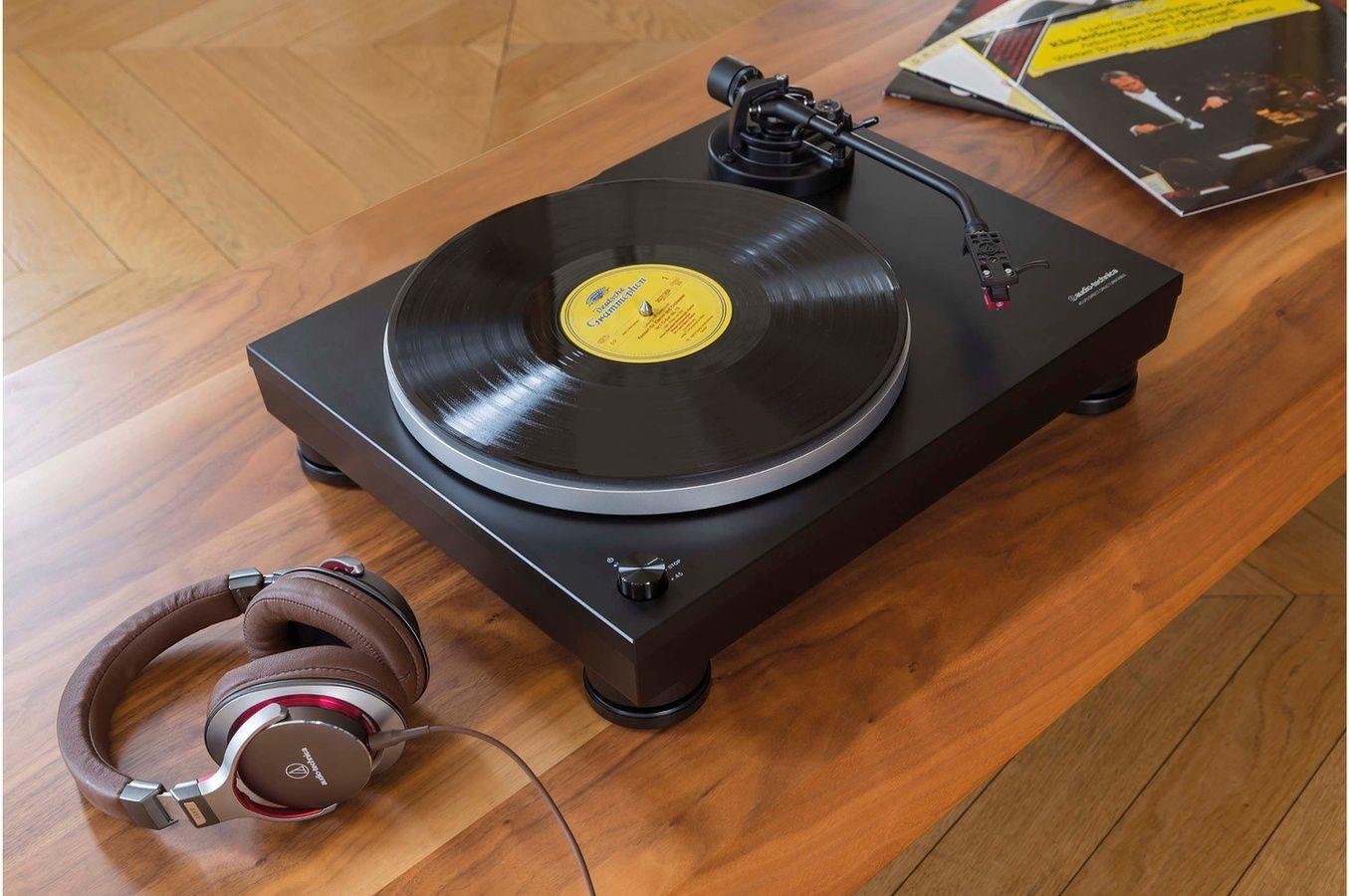 Platine Disque Atlp5 Audio Technica Platine Vinyle Platine Dj