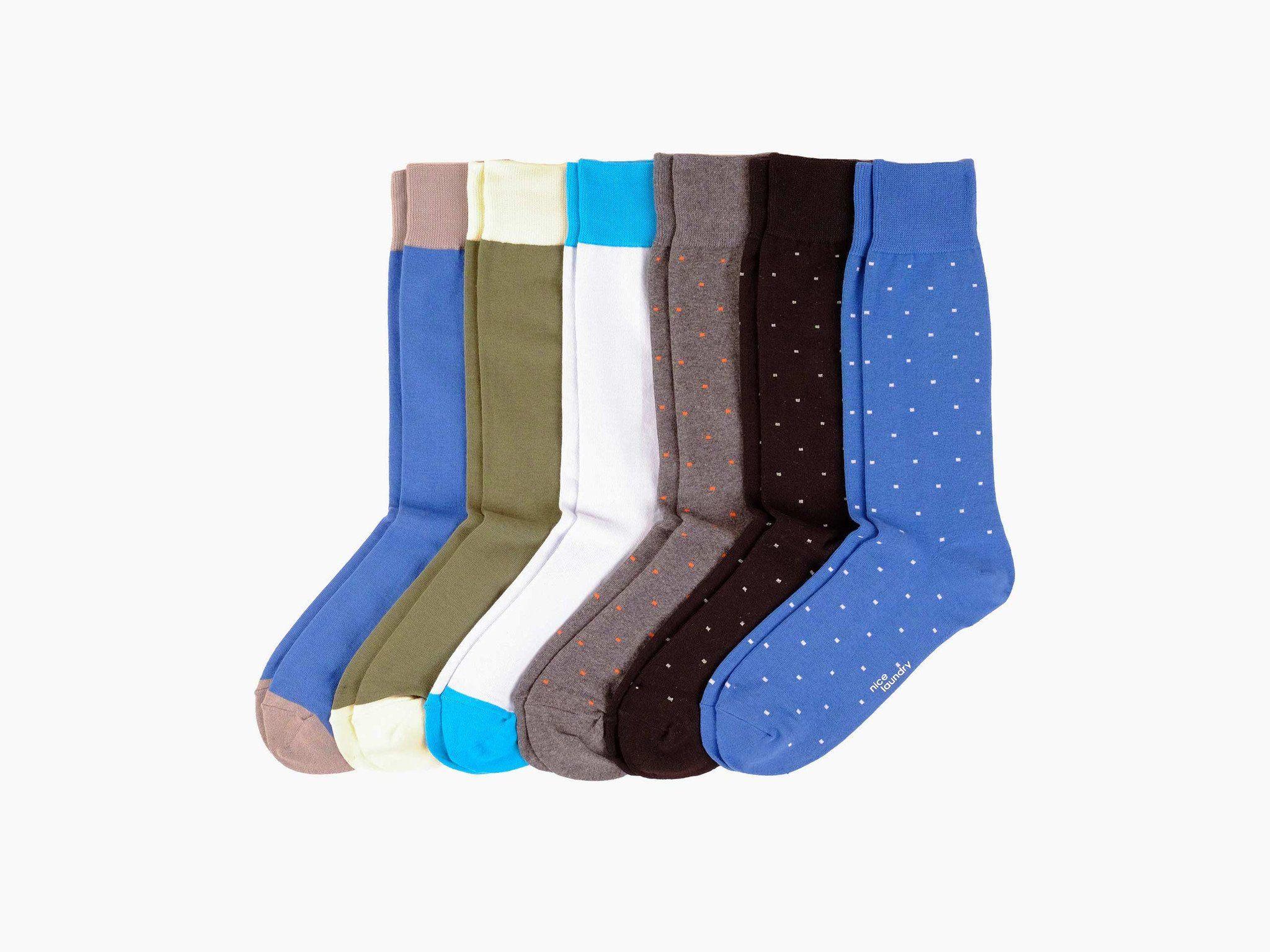 Office socks   Exec VII – Nice Laundry