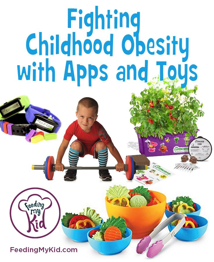 Fighting Childhood Obesity With S And Toys More Than 1 3 Of All Children