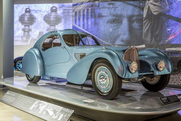 1935 Bugatti Type 57SC Atlantic 2