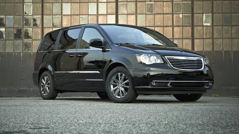 Pin By Ruelspot Com On Chrysler Automobiles Chrysler Minivan
