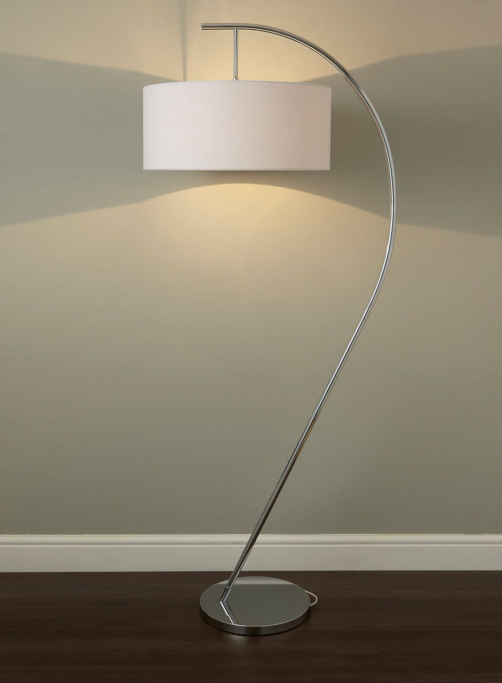 Chrome arch floor lamp future vancouver digs pinterest chrome arch floor lamp mozeypictures Choice Image