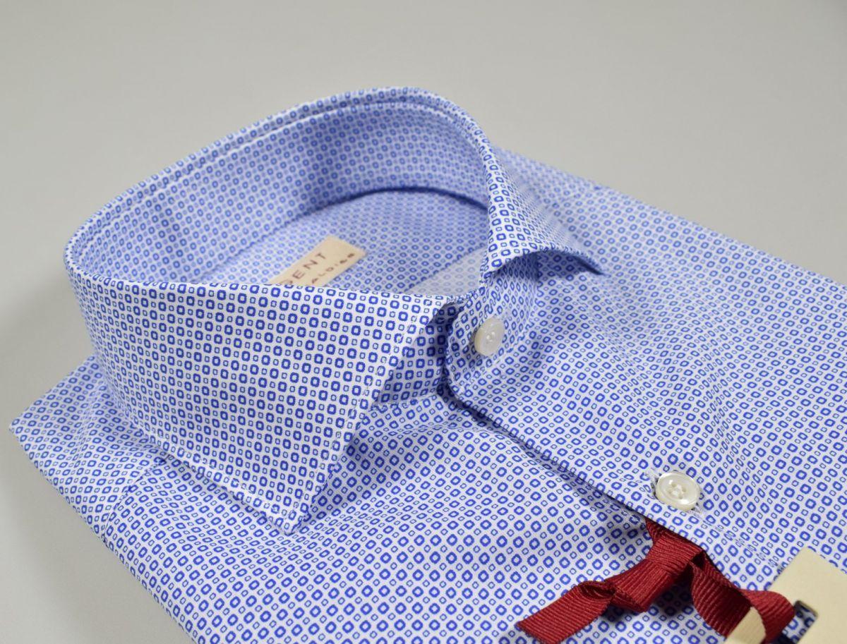 e8dc6e1a6f Camicia in cotone stampato pancaldi slim fit | Shirts | Cotone ...