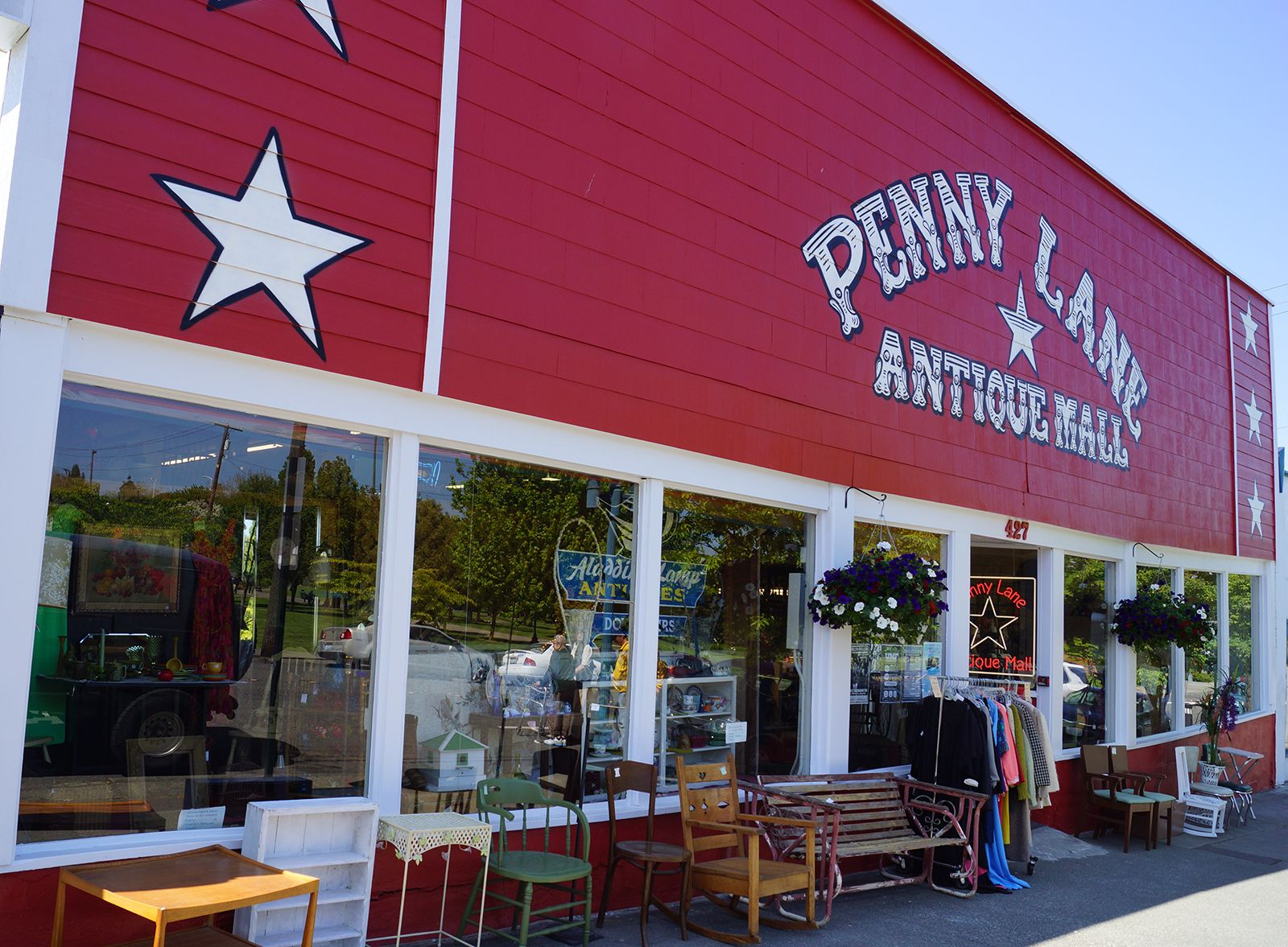 Penny Lane Antique Mall 427 West Holly St. Bellingham, WA Http://