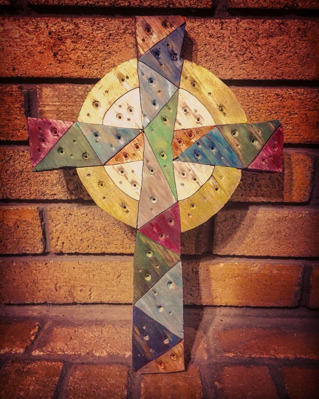 Decorative cross I made