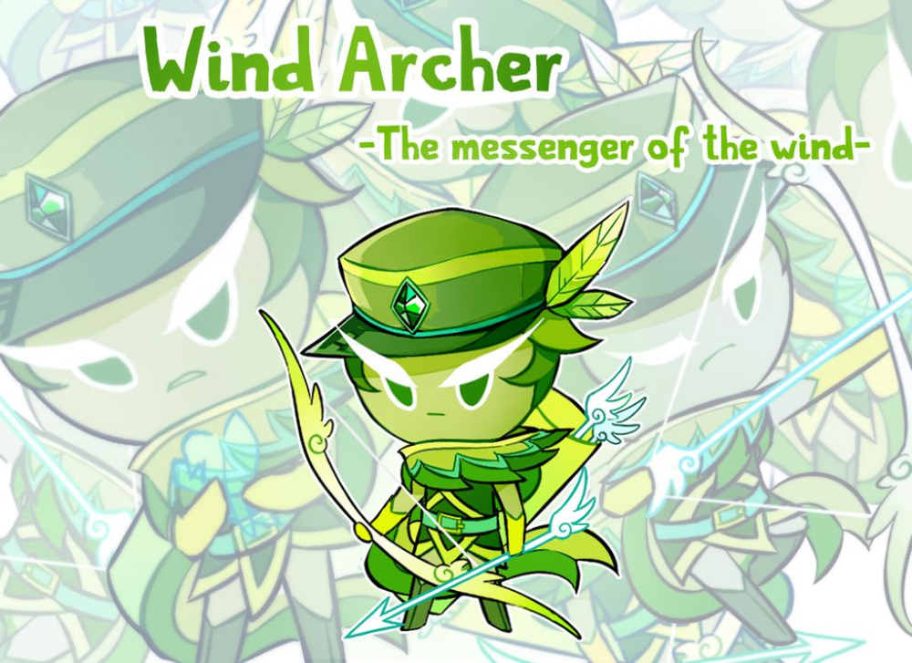 The Messenger Of Wind By Seikou Kyougen On Deviantart Cookie Run