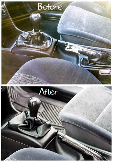 Diy Car Interior Design: Do It Yourself Divas: DIY: How To Reupholster A Shift Boot