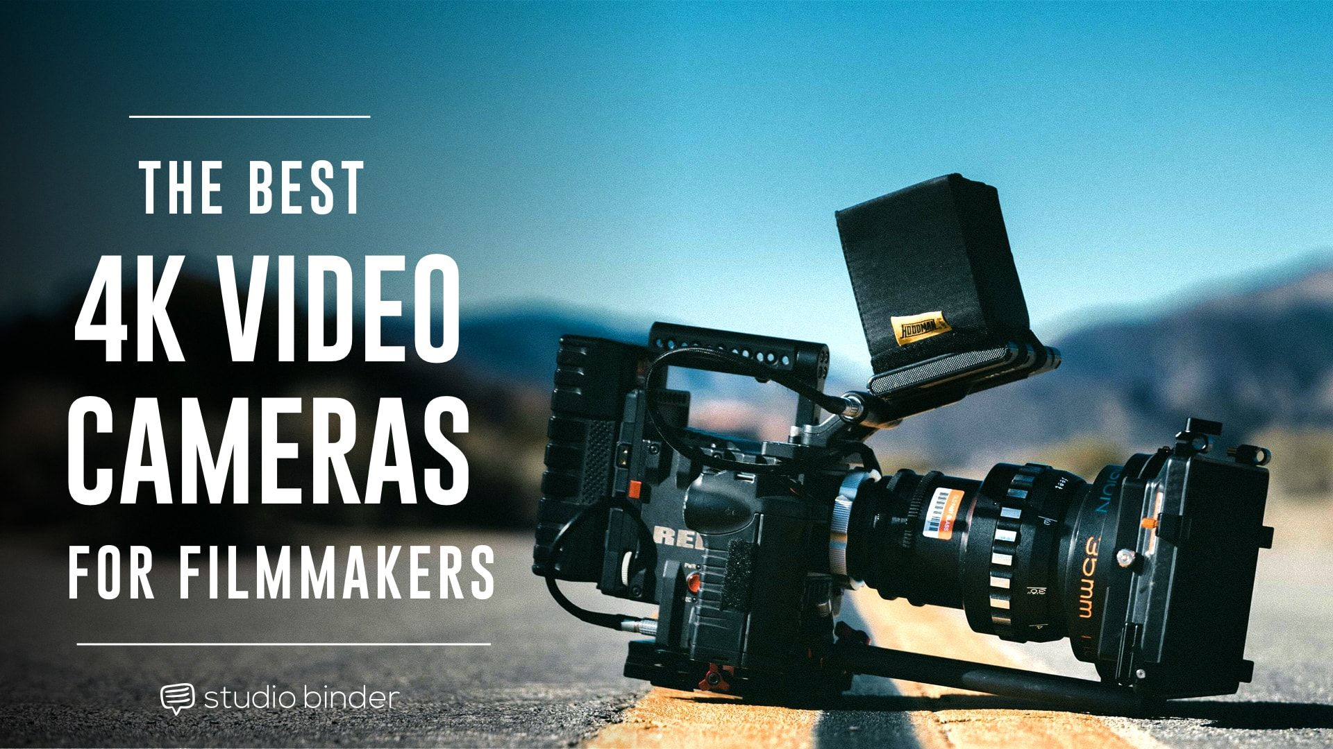 30 Best 4k Video Cameras For Filmmakers In 2020 Filmmaking Video Cameras Camera