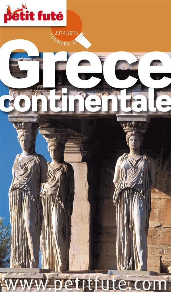 """#Grèce#Voyage#Tourisme """"Grèce continentale 2014, Petit Futé"""", cartes, photos et avis de lecteurs, en version numérique sans DRM, 8,49€, disponible sur www.page2ebooks.com... et toujours le plaisir de lire !"""