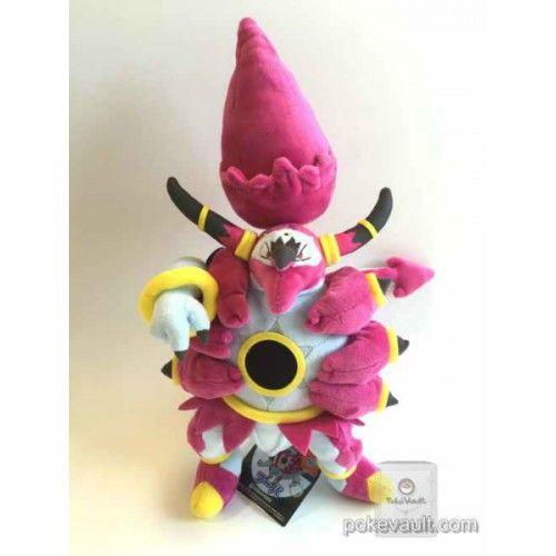 pokemon center 2015 hoopa unbound plush toy pokemon merch
