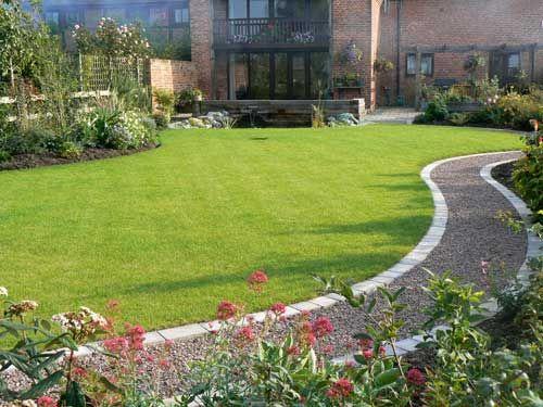 contemporary garden design ideas uk - Google Search | Gardening ...
