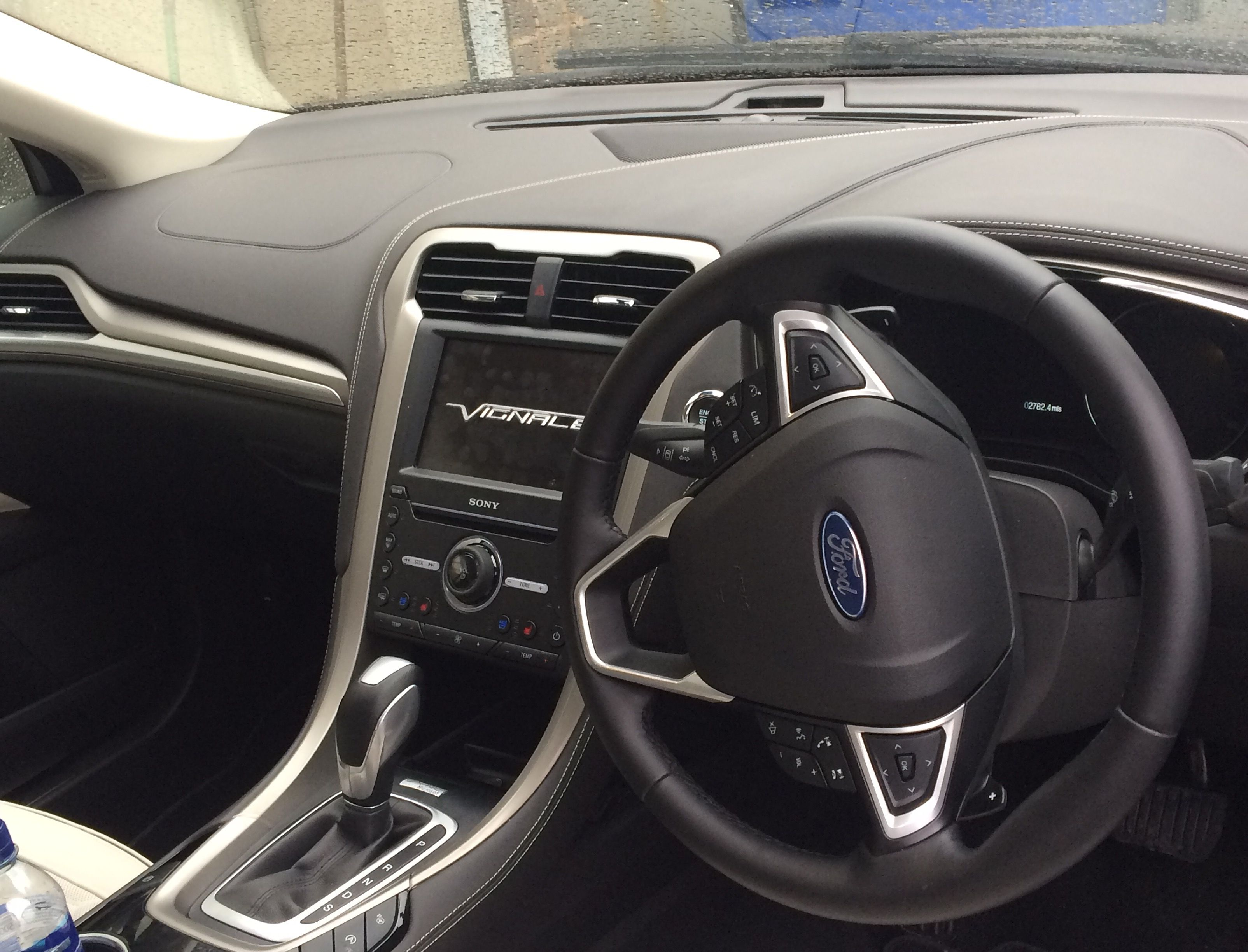 The Ford Mondeo Vignale Carleasing Deal One Of The Many Cars A