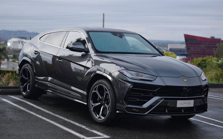 Telecharger Fonds D Ecran Lamborghini Urus 2018 Le Sport Suv
