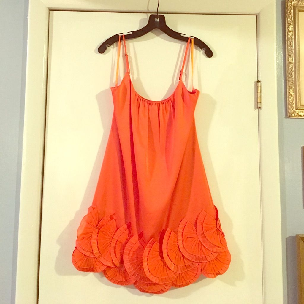 Bright orange cocktail dress orange cocktail dresses and products