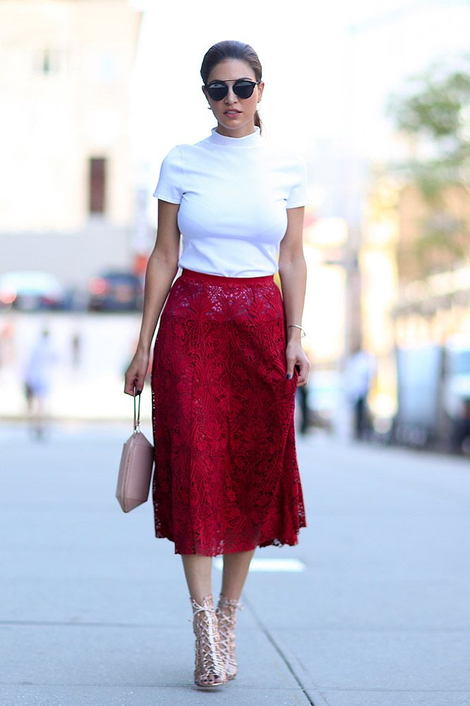 17 Street Style-Inspired Summer Work Outfit Ideas - theFashionSpot