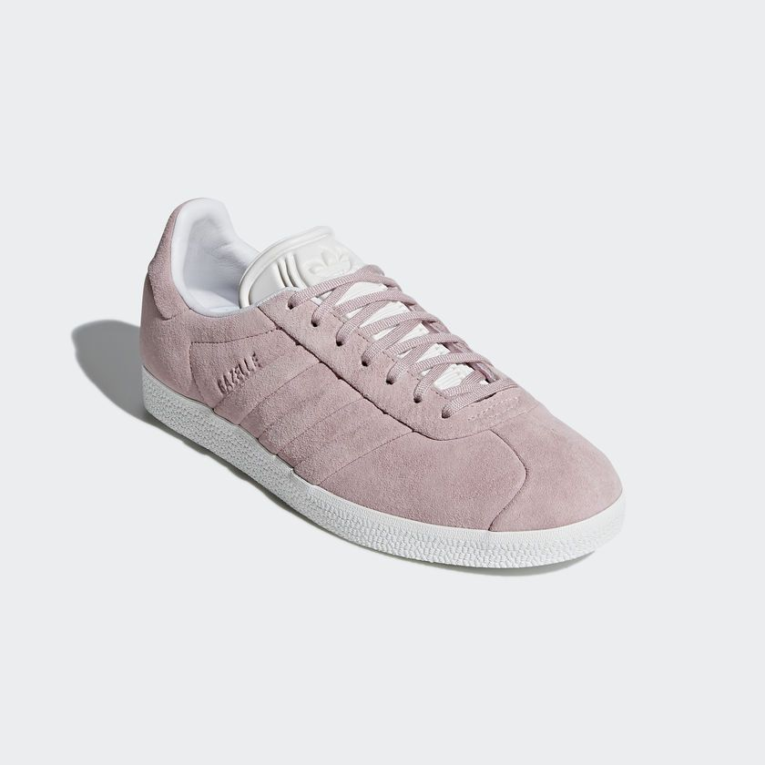 adidas Gazelle Stitch and Turn Shoes Rosa   adidas Sweden