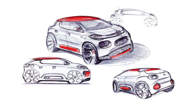 CITROËN C3, DESIGNING WELLBEING – Auto & Design