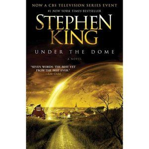 Under the Dome Loved the book can't wait intell the TV show starts