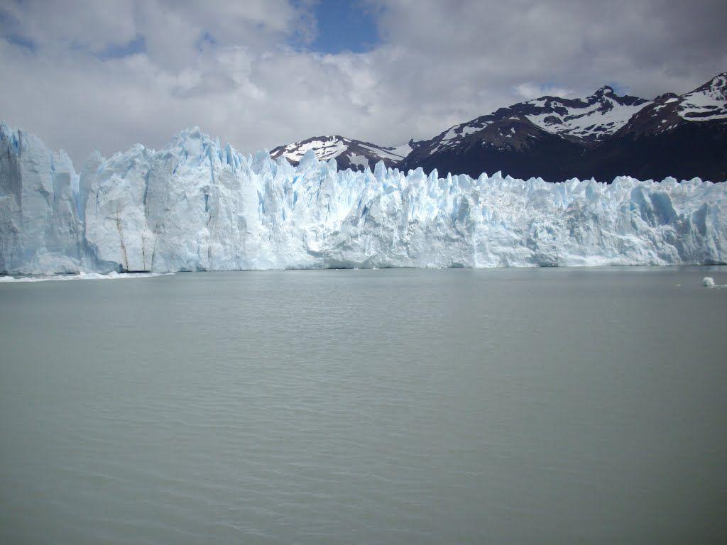 Glacier Perito Moreno (north front - Canal de los Témpanos) - Lago Argentino - Patagônia - El Calafate - Argentina