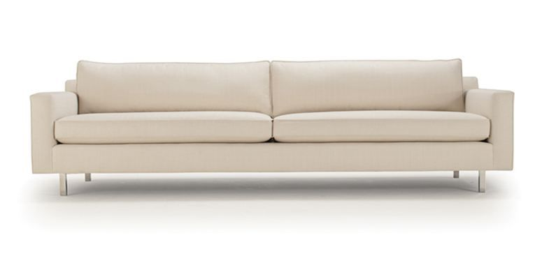 I Have Chosen Two Mitchell Gold 90 Hunter Sofas For The Family