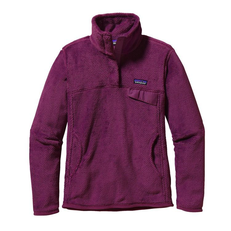 Women's Re-Tool Snap-T® Fleece Pullover | Violets, Patagonia and ...