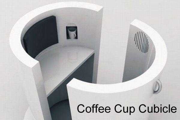 futuristic office ditches cubicles super. Futuristic Office Ditches Cubicles Super. Coffee Cup Cubicle Workstation Super