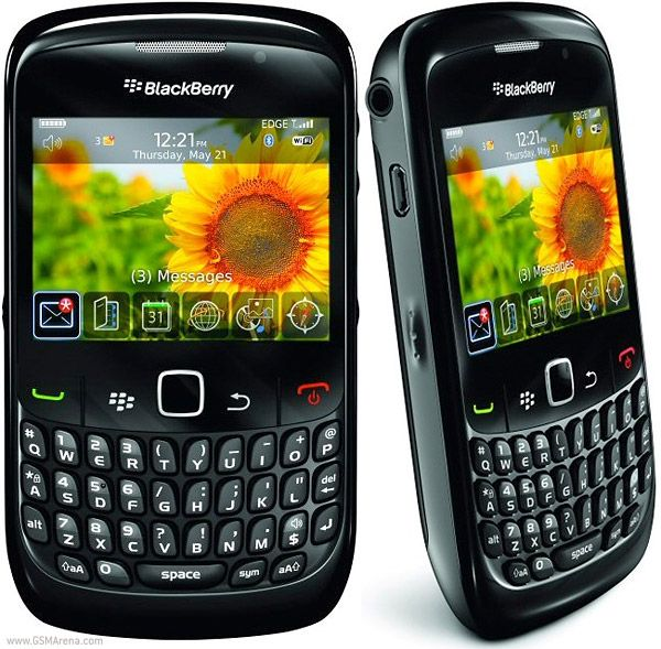 Blackberry Curve Social Life at your Fingertips with Apps, BB OS 7 1