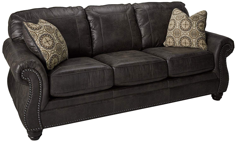 Best Benchcraft Breville Traditional Sofa Sleeper Queen 400 x 300