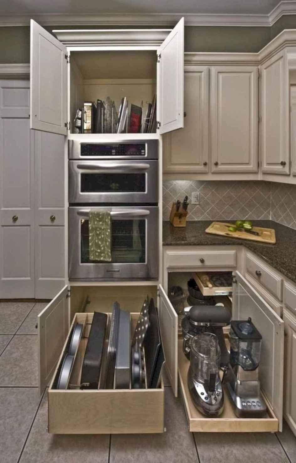 65 Brilliant Kitchen Cabinet Organization And Tips Ideas En 2020