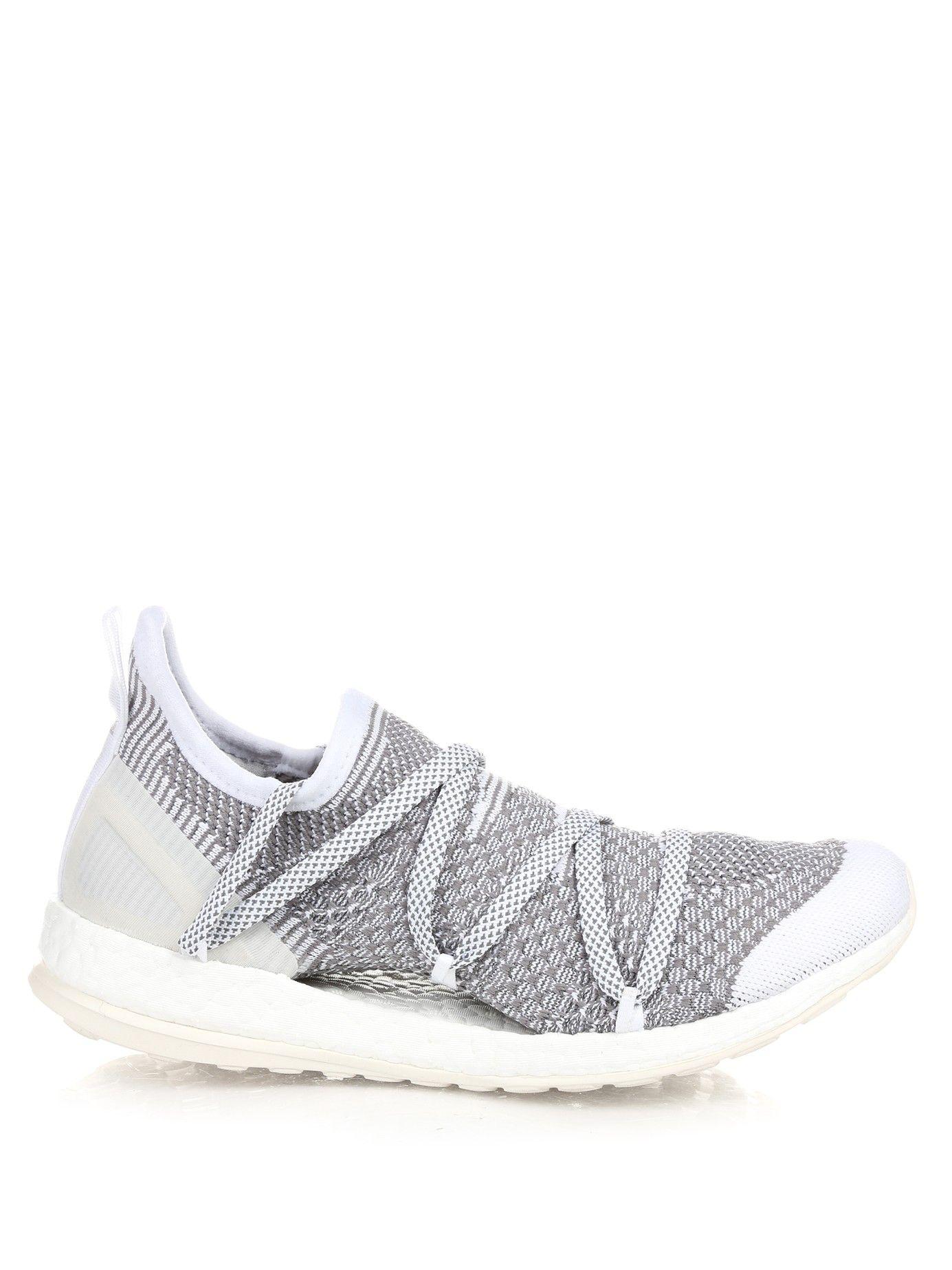 Adidas Par Stella Mccartney Pureboostx Bas-tops Et Chaussures De Sport QAJr6Umm