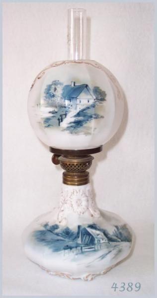 Mt Washington Colonial Ware Miniature Lamp In 2019