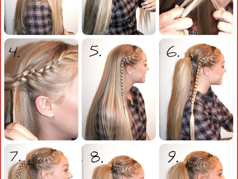 Cute Ways To Do Your Hair Kids Hairstyles Hair Your Hair