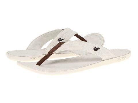 eebe7ac3be86 Clean Lacoste Men s Sandals!!