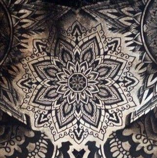 e2915dd8f2c7d lotus mandala. Thomas Hooper | Lotus and Buddhist Tattoos | Mandala ...