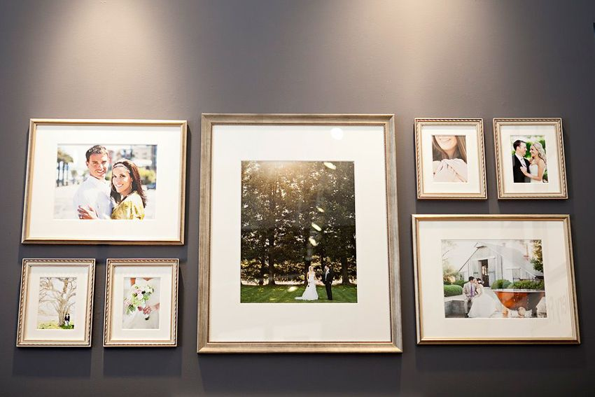 Wedding Photo Framed Wall Collage Wedding Photo Walls Frame Wall Collage Frames On Wall
