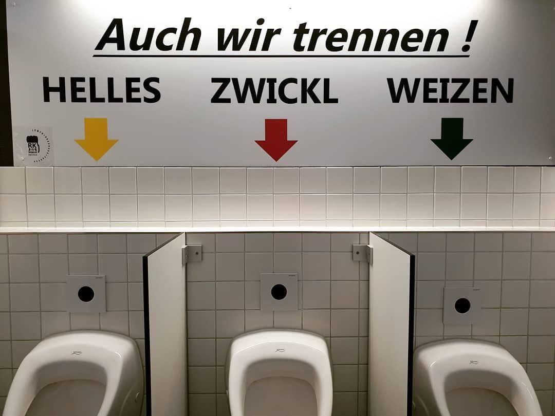 Bier Helles Beer Bayern Weizen Bavaria Zwickl Toilette Trinken Sauferei Washing Machine Home Appliances Bier