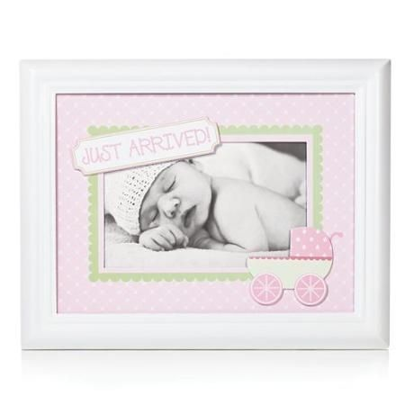 Pearhead Just Arrived Girl Frame   My Babygirl Mia   Pinterest