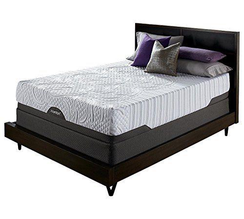 Serta Icomfort Brilliant Efx Luxury Plush King Size Gel Memory Foam Mattress Icomfort Mattress Furniture Bed Linens Luxury Mattress