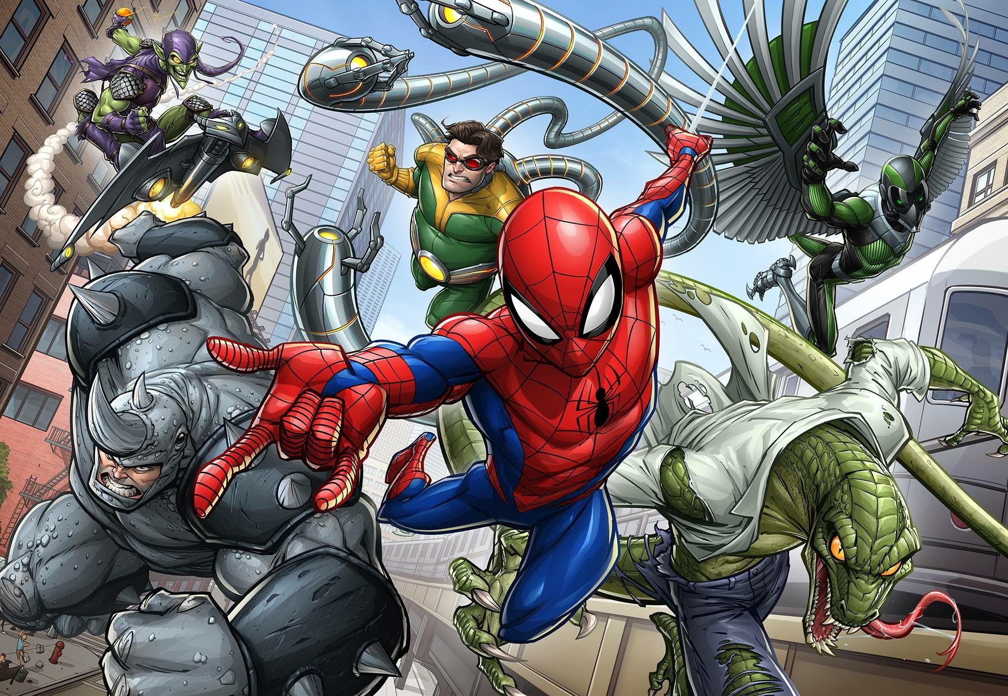 Spider Man Movie Villains Spider Man Animated Series Marvel Spiderman Spiderman