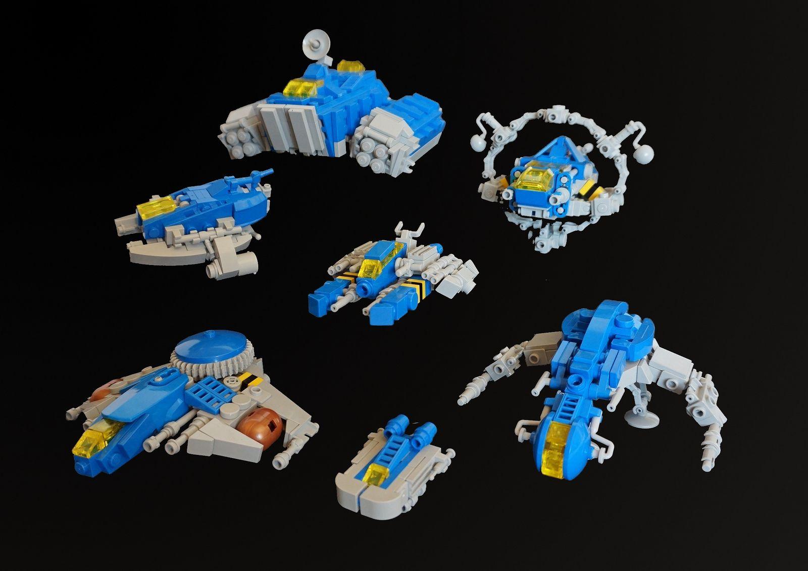 Fleet Lego