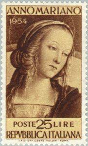 Madonna of Perugino