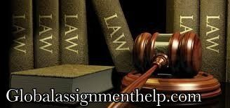 Feeling Burdened with law assignments ? Get writing assistance online.