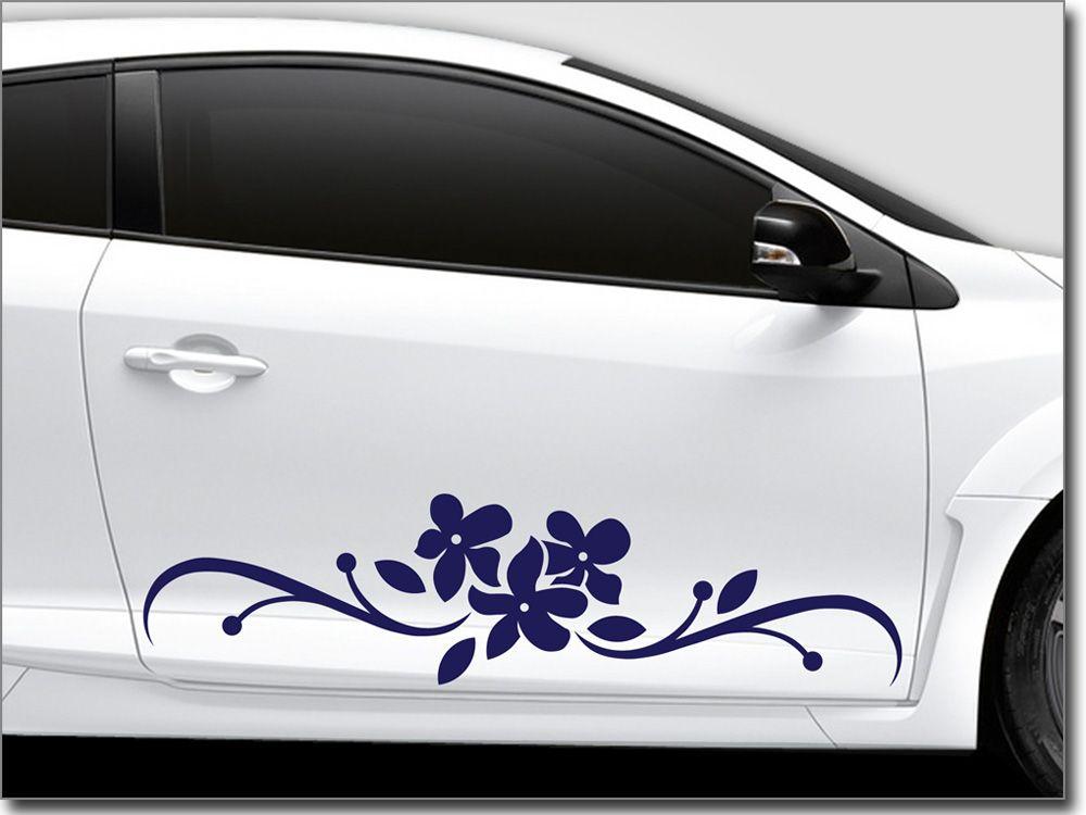 Autoaufkleber Florales Ornament Auto Aufkleber Aufkleber Autos