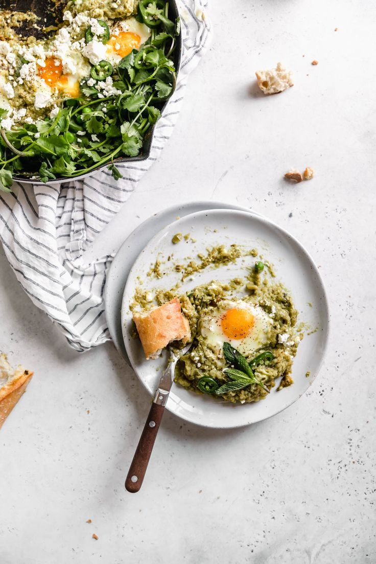 Green Shakshuka Healthy filling breakfast, Whole food