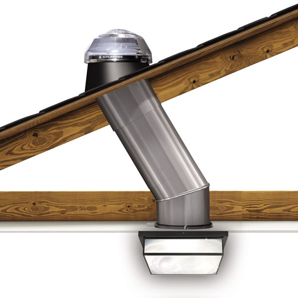 a natural lighting solution for any home office warehouse or venue solatube daylighting
