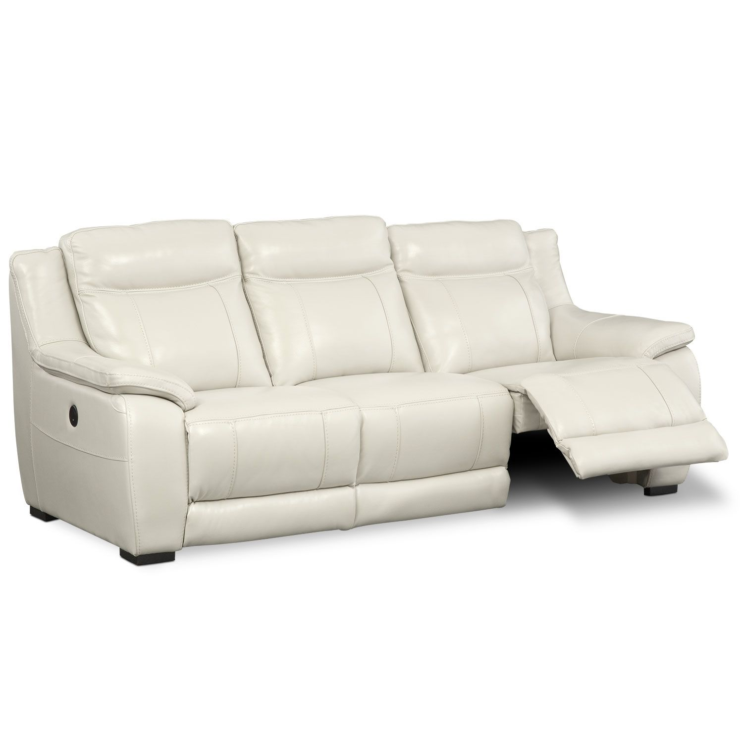Lido Ivory Power Reclining Sofa Power Reclining Sofa Reclining Sofa Furniture Design Living Room